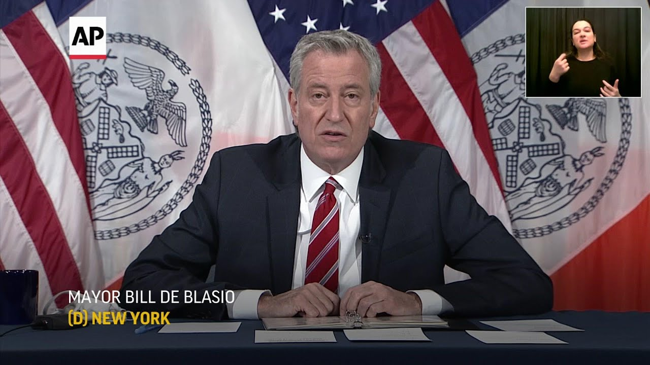 NYC Mayor: Attack on Asian-American 'disgusting'