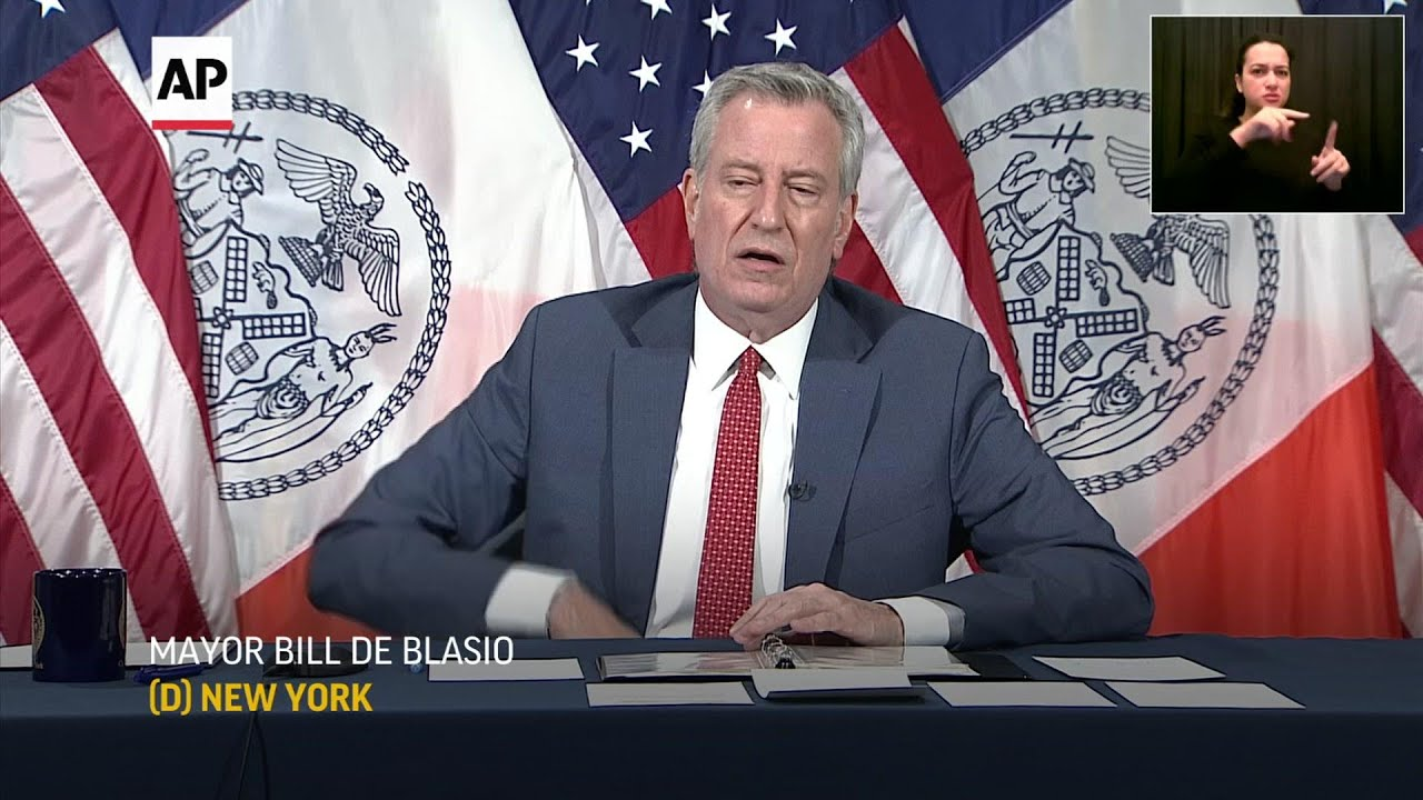 NYC mayor urges New Yorkers to report hate crimes