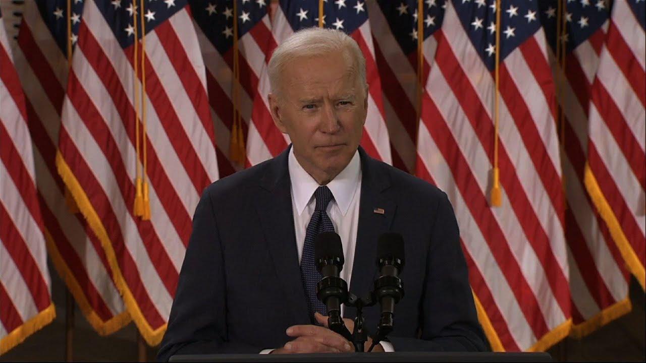 Biden introduces 'big, bold' infrastructure plan