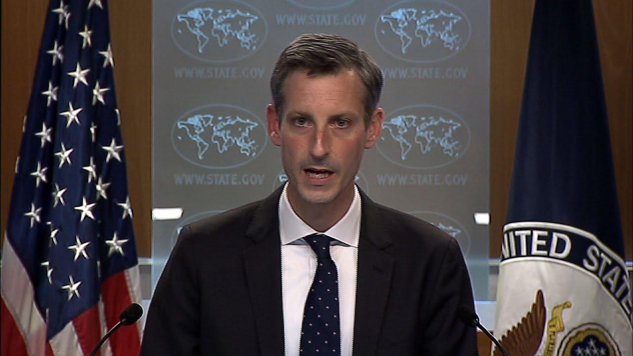 US slams Beijing, fires back at Lavrov