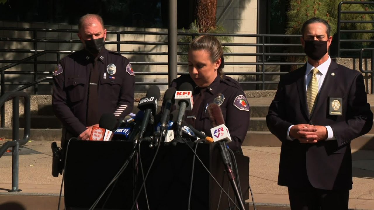 Calif. police: Gunman chained gates, knew victims