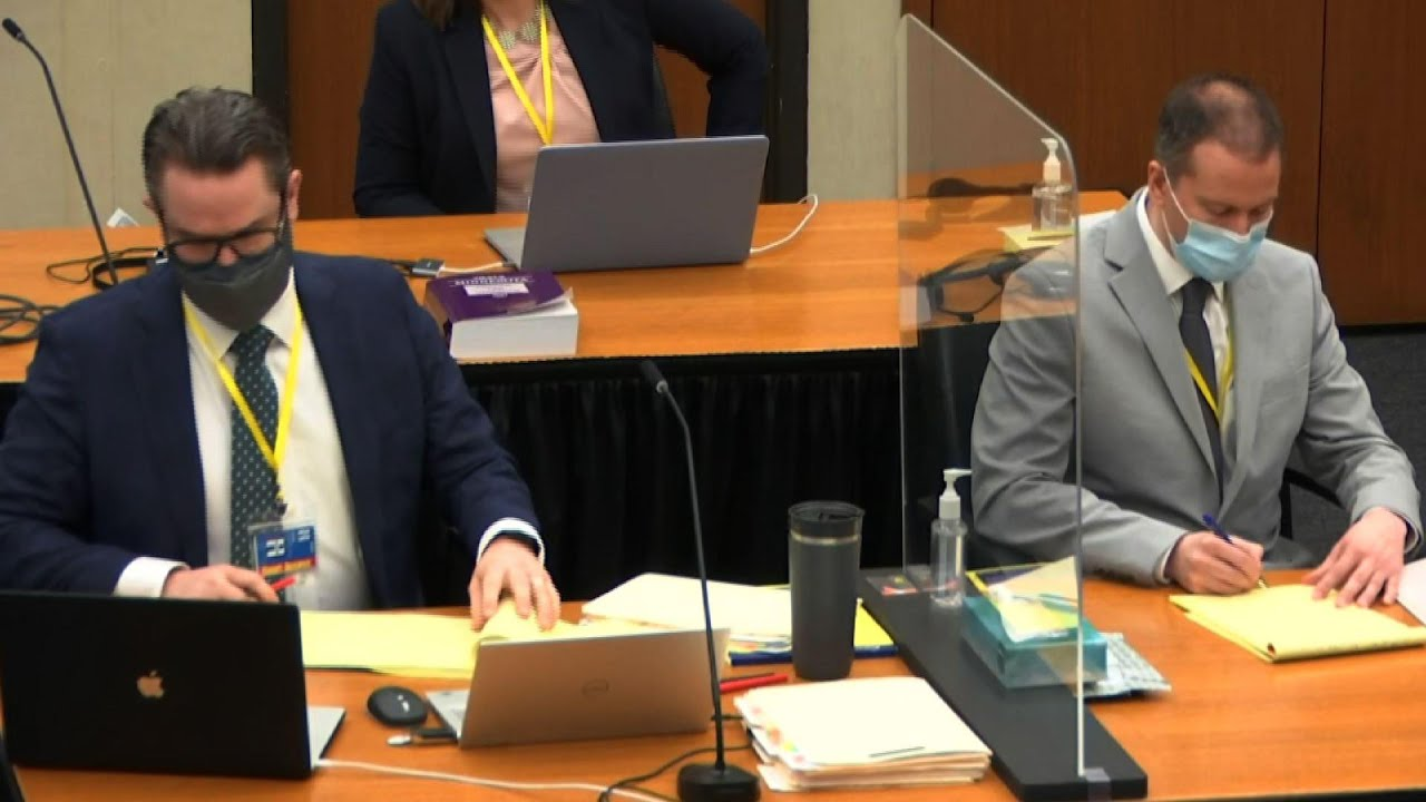 Supervisor testifies about use of force on Floyd