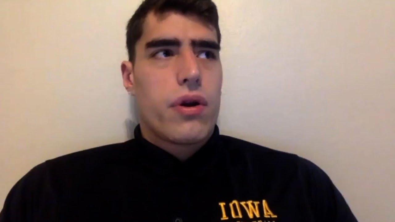 Iowa's Luka Garza wins AP college player award