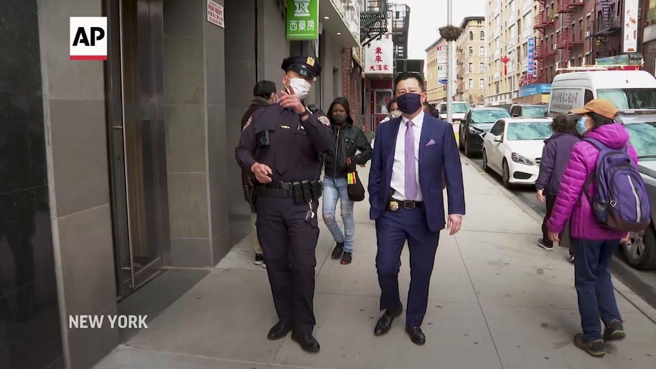 Police: Mental illness behind NYC Asian attacks