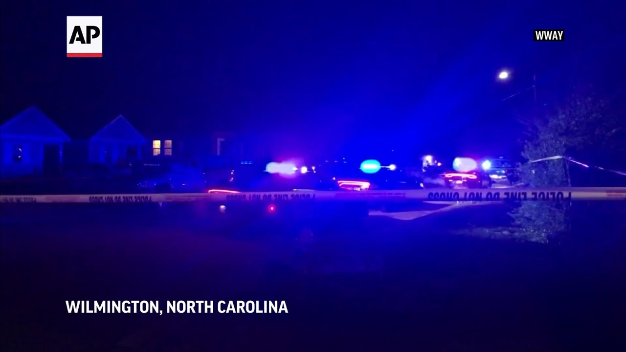 3 dead in North Carolina house shooting