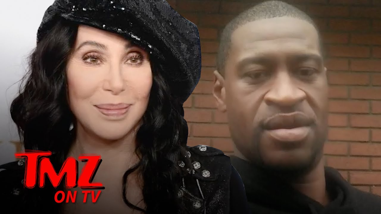 Cher Doubles Down That She Could Have Saved George Floyd   TMZ TV