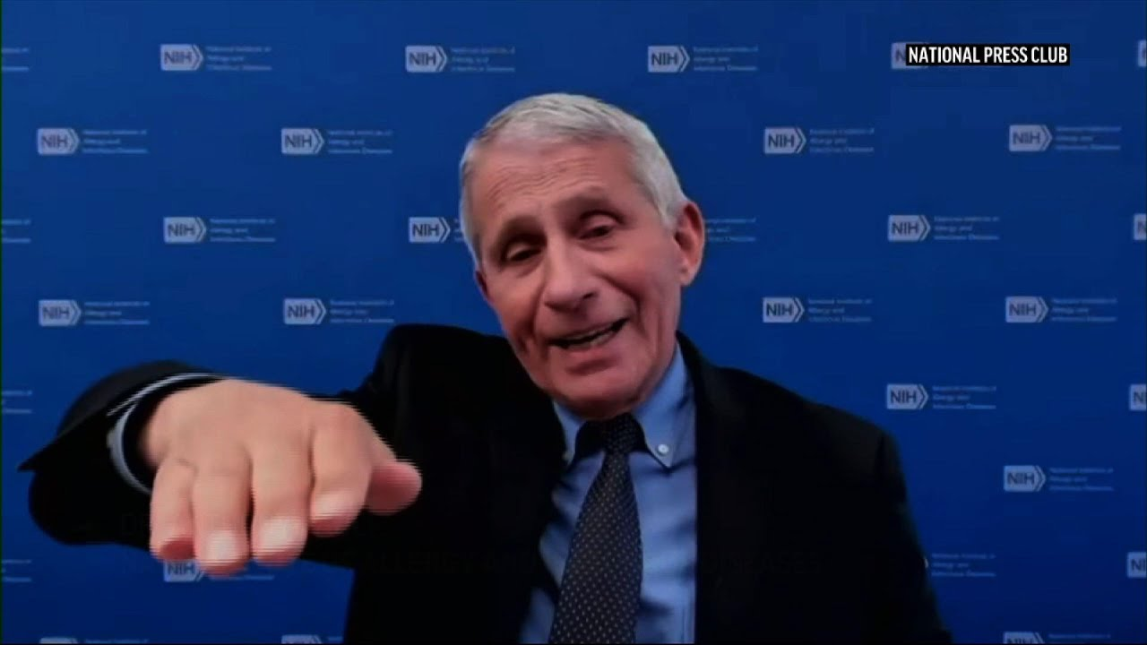 Fauci: 'It's premature to declare victory'