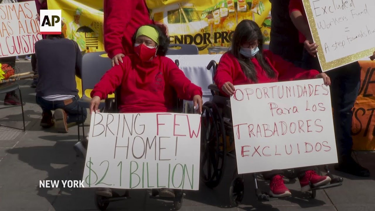 Hunger strikers praise NY budget and break fast