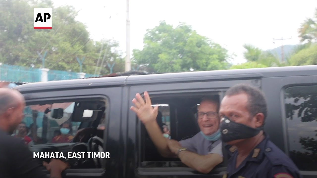 American ex-priest accused of abuse in East Timor