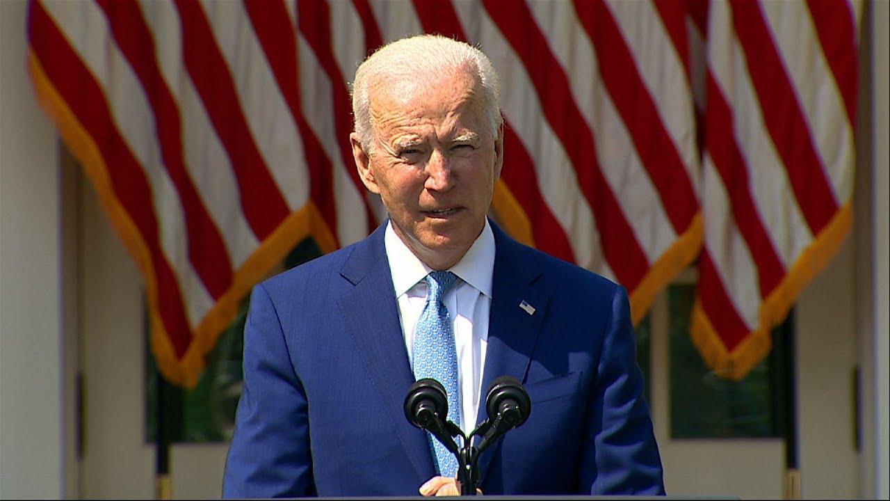 Biden announces actions to tackle gun 'epidemic'