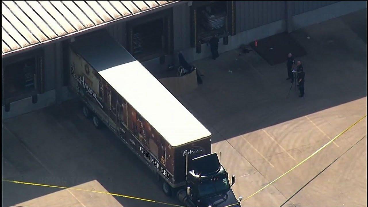 Witnesses describe panic at Texas shooting