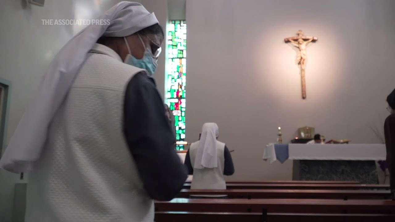 Convent sisters cope with losses as lockdowns ease