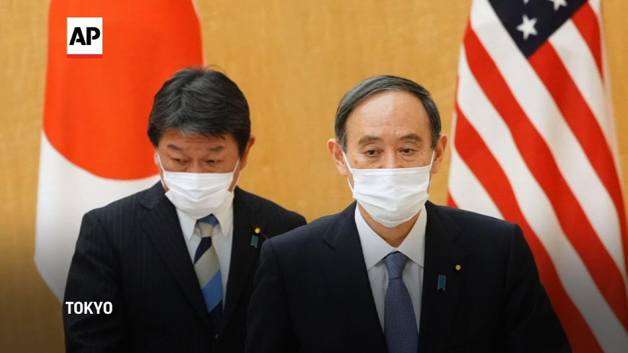 US, Japan to talk security in Indo-Pacific region