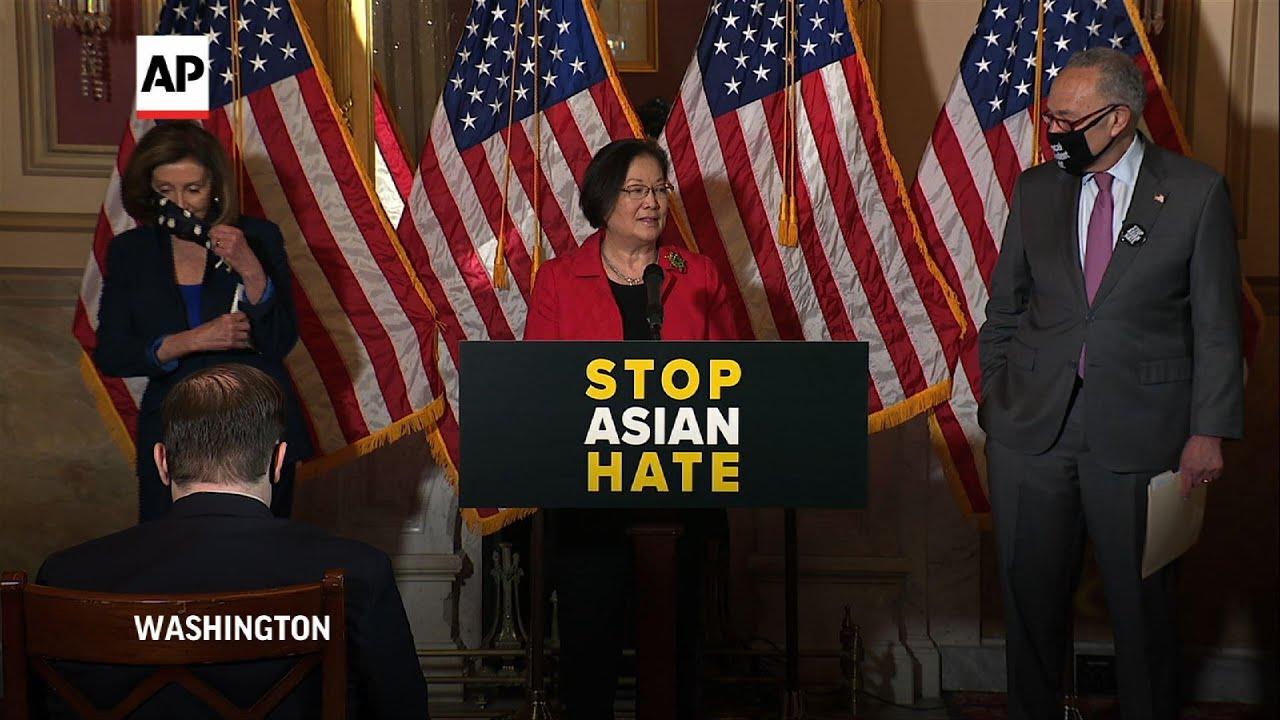 Democrats renew push for COVID hate crimes bill