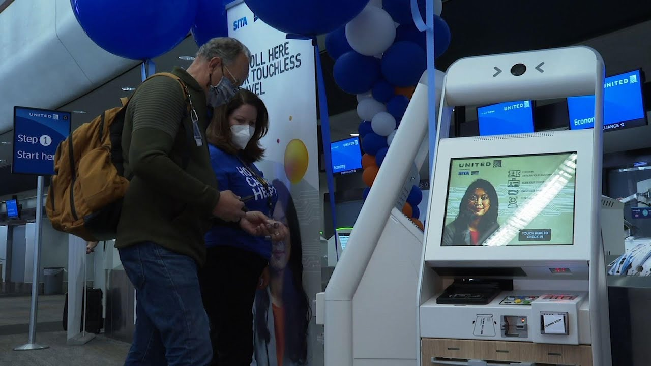 Facial recognition tech being tested for US flights