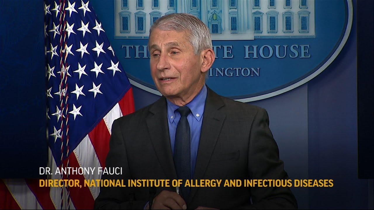 Fauci reminds of small risk for J&J vaccine