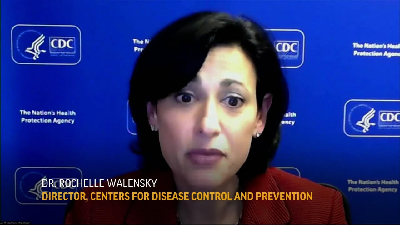 CDC: J&J pause shows safety system is working