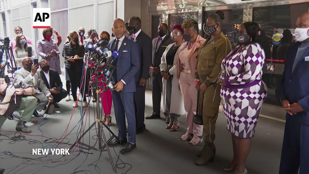 Sharpton, Crump speak out on killings of Blacks