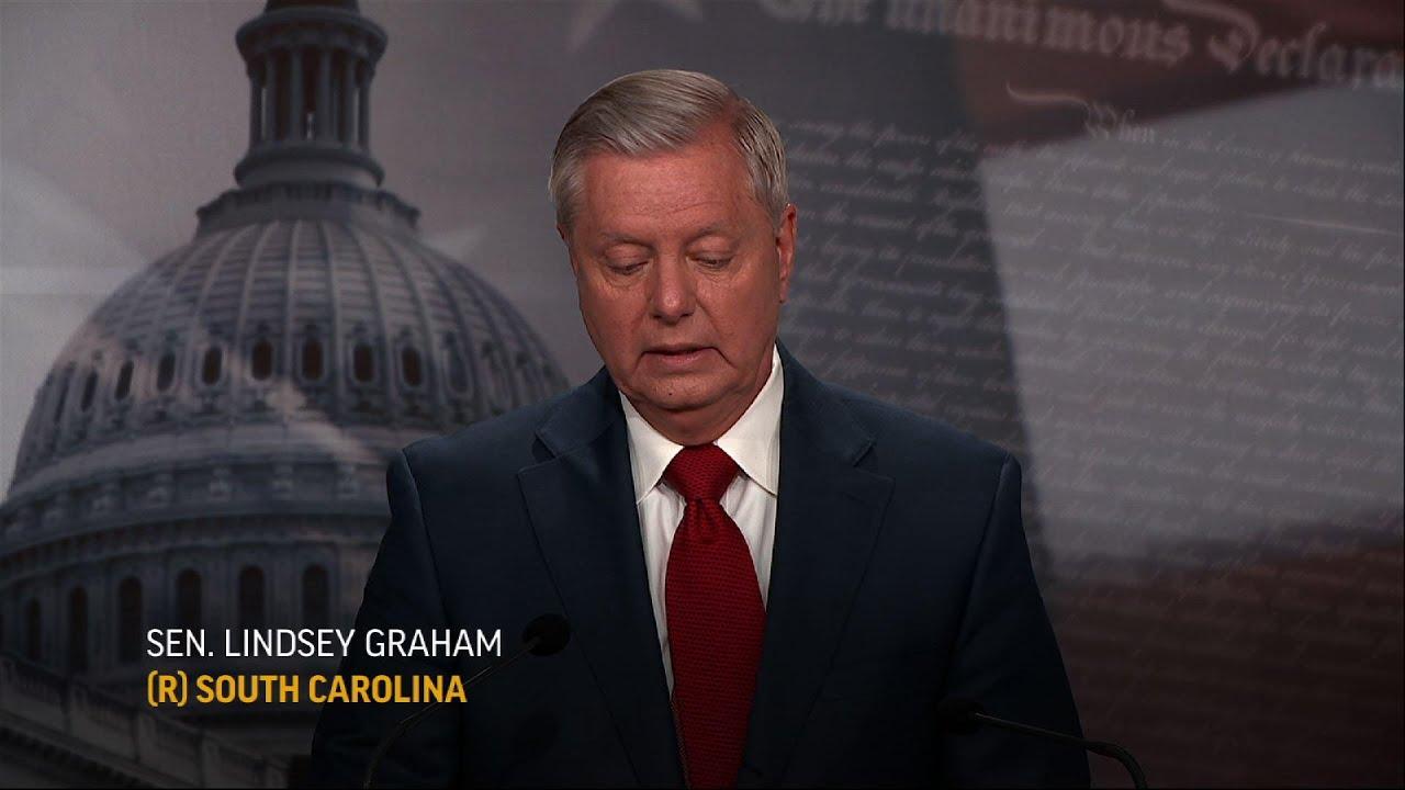US Sen. Graham opposes Afghanistan troop pullout