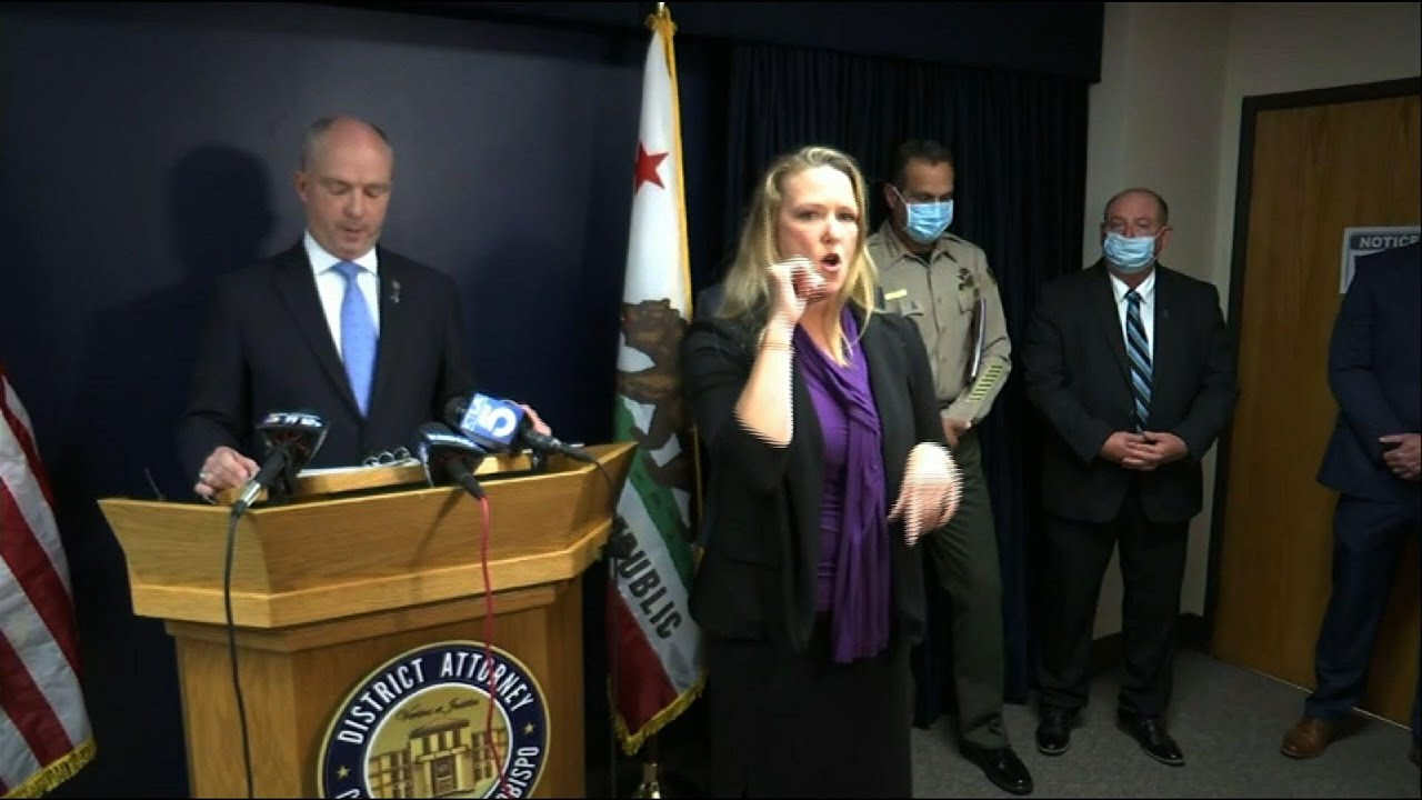 Charges filed in California missing student case