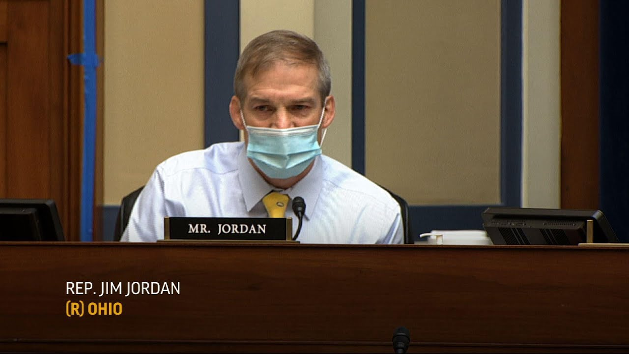 Fauci, Jordan clash over what it takes to reopen