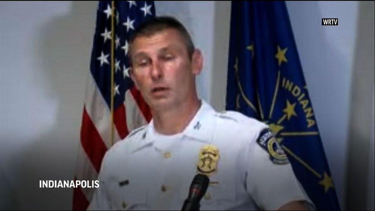 Police chief: Indianapolis shaken by mass shooting