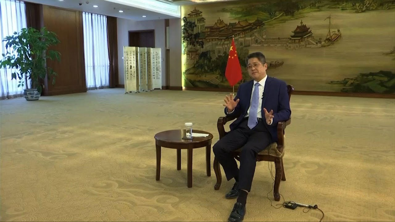 China to send 'positive message' on climate