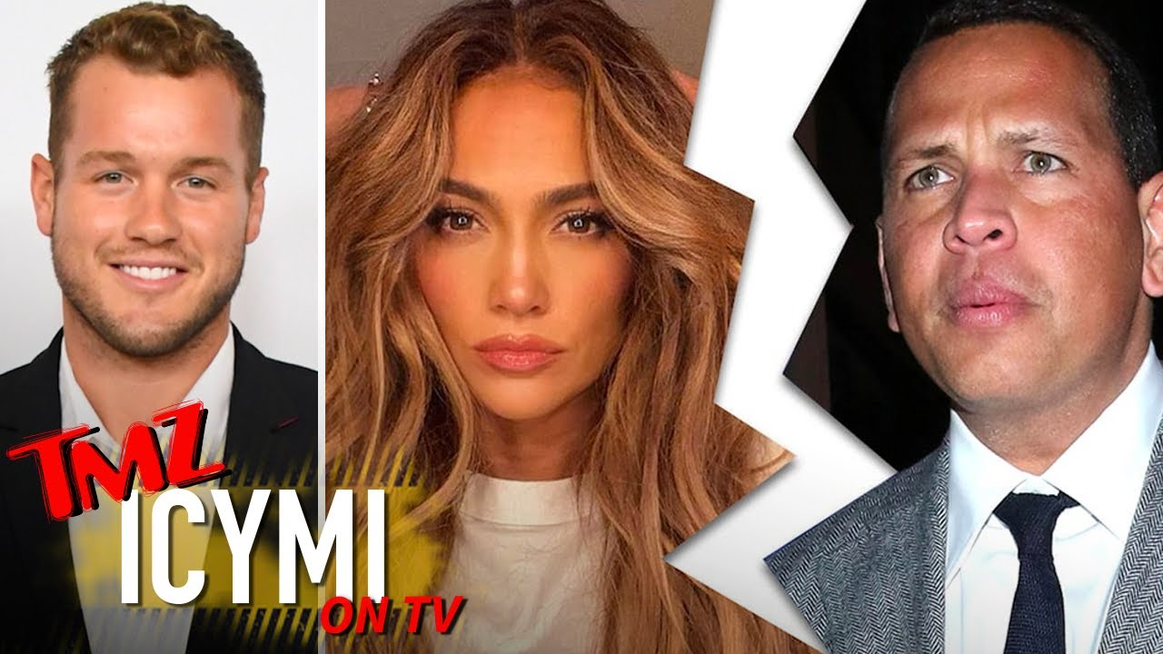 JLo & A-Rod Are Done, Colton Comes Out & More! | ICYMI on TMZ