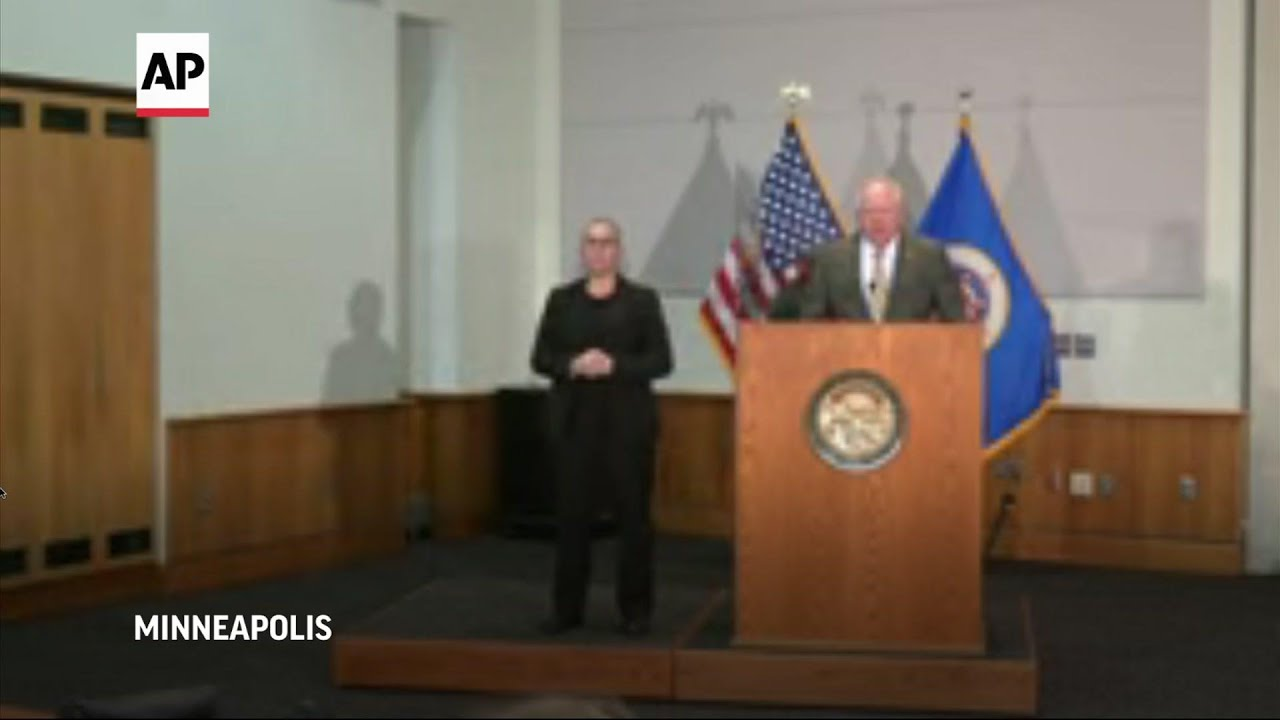 Minn. Gov. Walz reacts to Chauvin guilty verdict