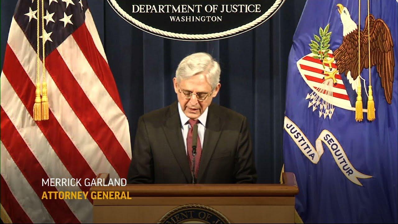 AG Garland announces Minneapolis police probe