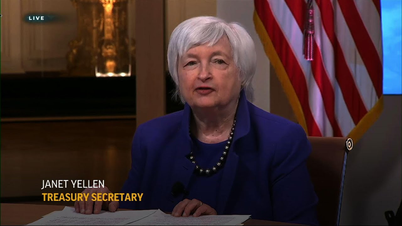 Yellen: Climate goals need collective action