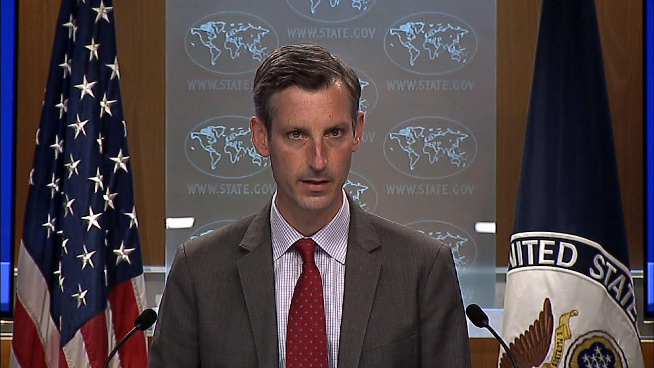 US condemns rocket attacks in Israel, Kabul attack