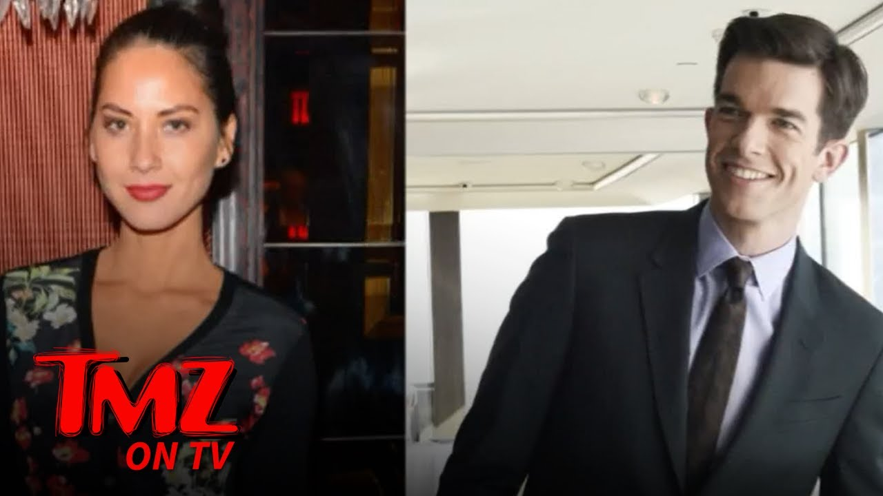 John Mulaney and Oliva Munn Reportedly Together and Dating | TMZ TV