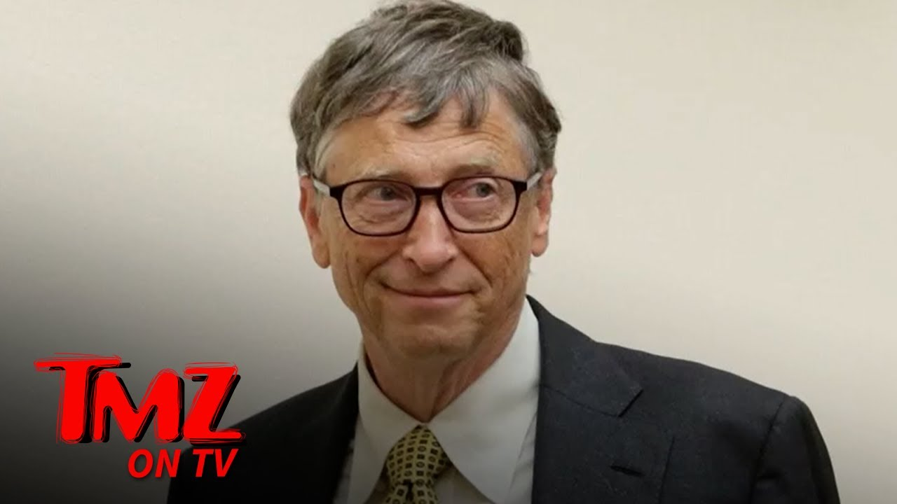 Bill Gates Allegedly Pursued Women at Work, Hooked Up With at Least One   TMZ TV