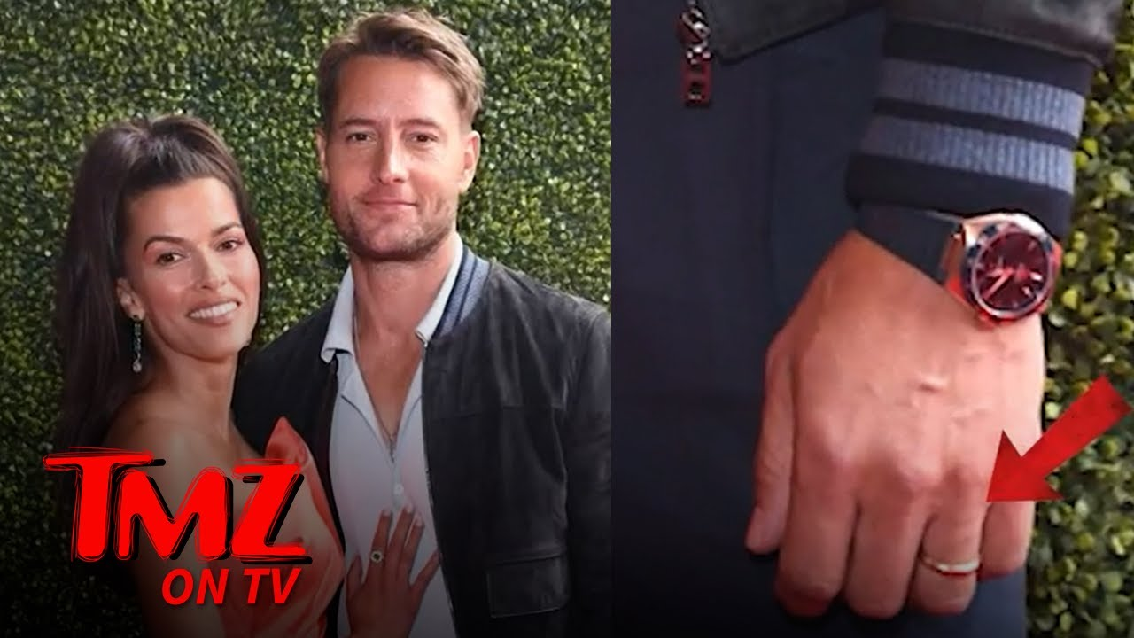 'This is Us' Star Justin Hartley and Sofia Pernas are Married   TMZ TV