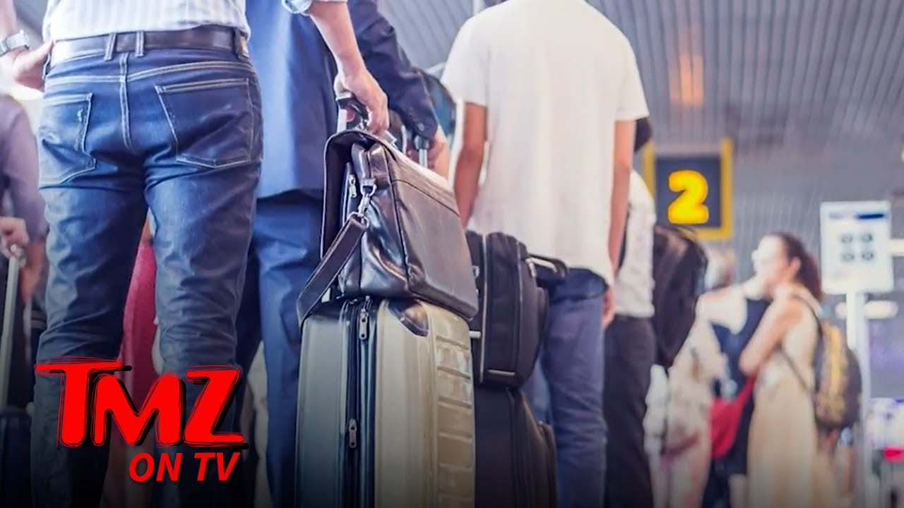 Airlines to Reportedly Start Weighing Passengers   TMZ TV