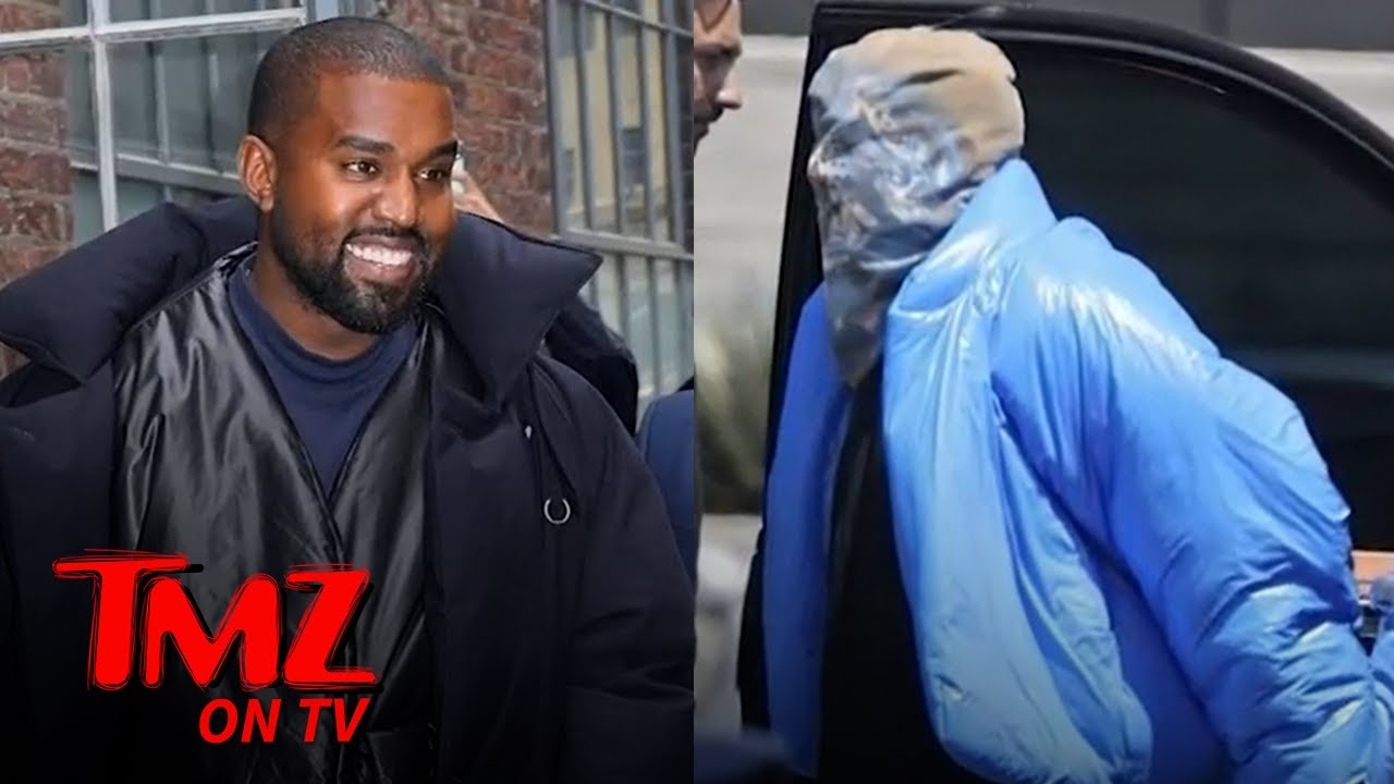 Gap Drops First Item from Kanye Yeezy Collab, Traffic Crashes Website | TMZ TV