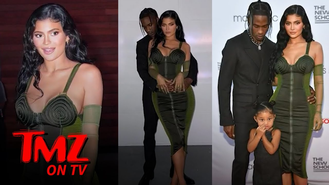 Travis Scott Back to Calling Kylie Jenner 'Wifey,' Stormi Shines at Gala | TMZ TV