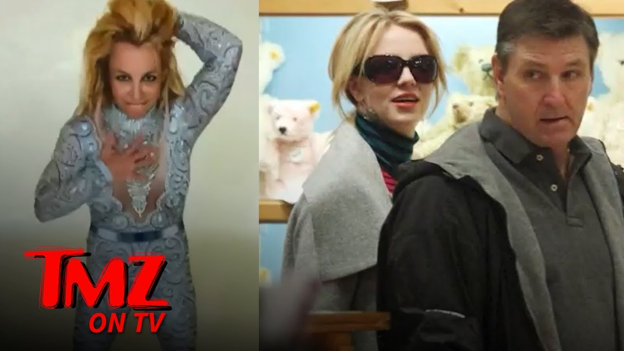 Britney Spears Keeps Dancing as Big Conservatorship Hearing Approaches   TMZ TV