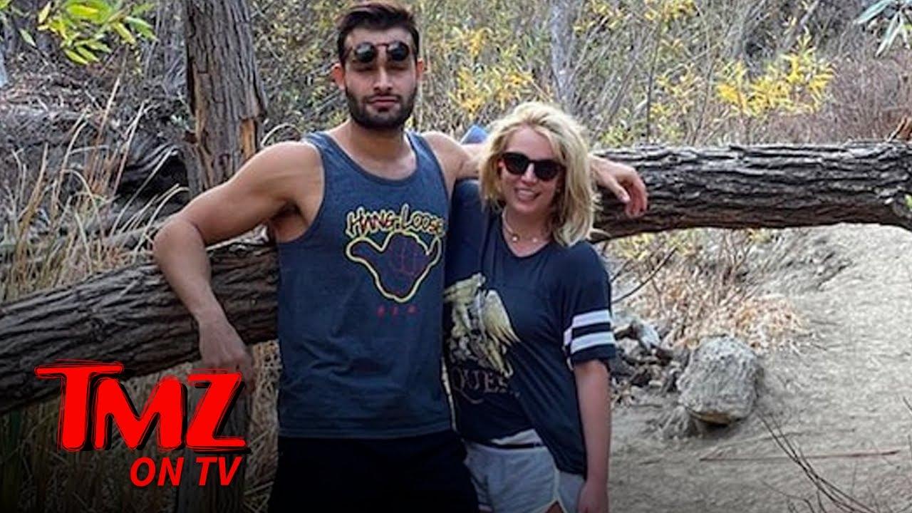 Britney Spears Says BF Sam Asghari Looks Like 'Such a Dad'   TMZ TV