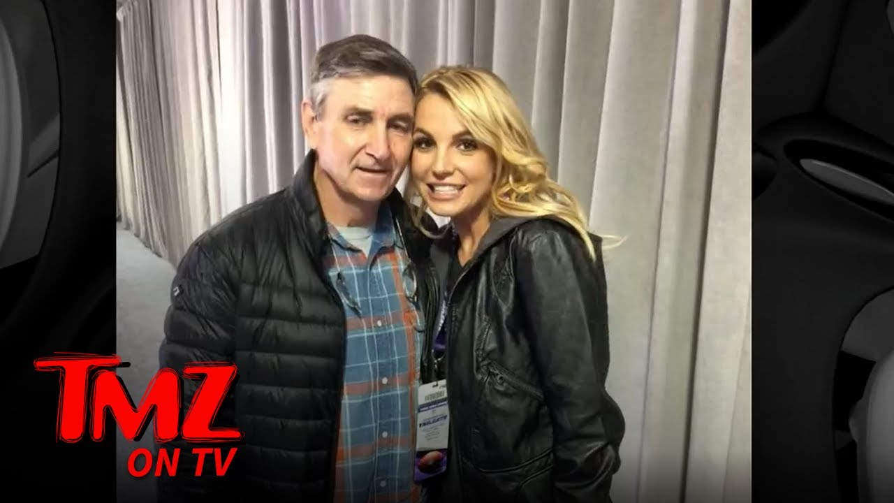 Jamie Spears Agrees to Step Down as Britney's Conservator   TMZ TV
